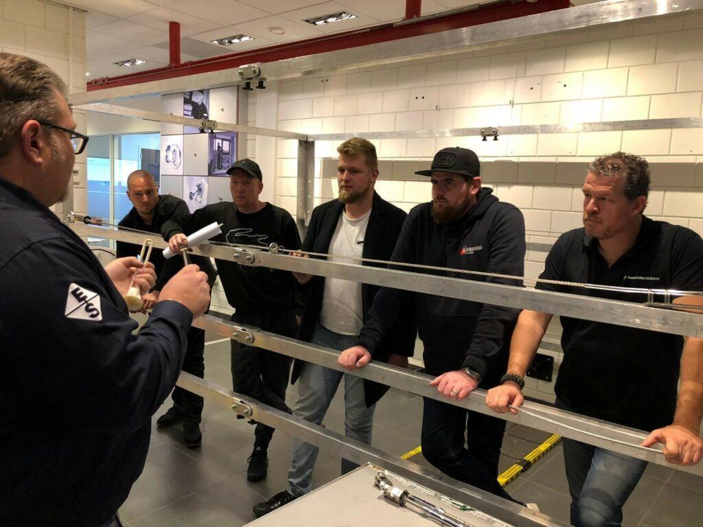 training dakveiligheid